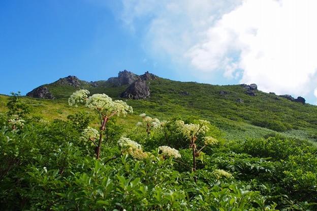 青森 岩木山。