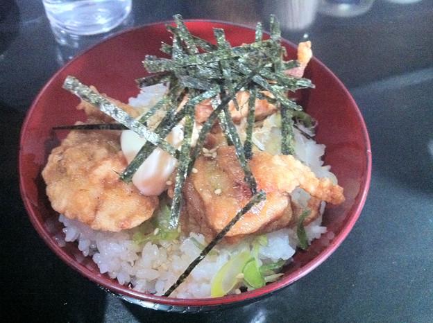 Photos: らーめんはる屋 ザンギ丼