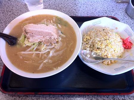 20120513昼食 さっぽろっこ西口店
