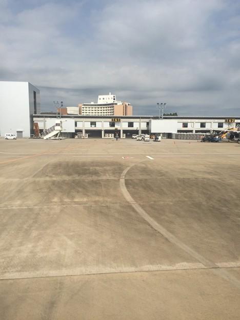 写真: 成田第3ターミナル