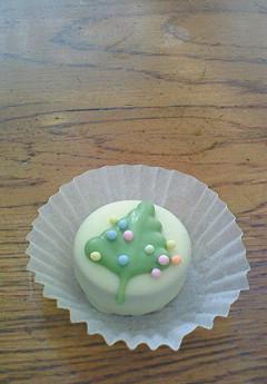 クリスマスのチョコレート2007・4
