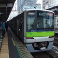 Photos: 京王線笹塚駅3番線 都営10-440F区急新線新宿行き停止位置よし