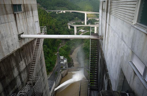 滝沢ダム (2)