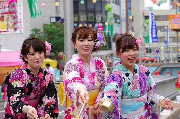 七夕祭り・打ち水大作戦(5)