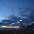 Pemaquid Point Light at Dawn