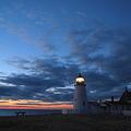 Pemaquid Point Light at Dawn