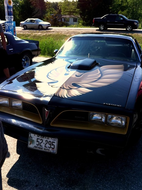 写真: Smokey and the Bandit 6-16-15