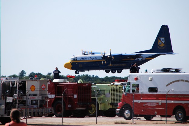 Photos: Fat Albert Short-Field Assault Landing 9-5-15