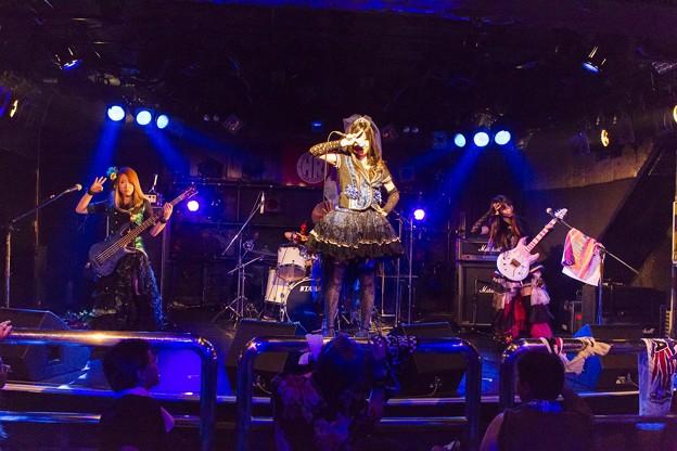 FullMooN HEAVEN'S ROCK Kumagayaライブ BHD74C8743