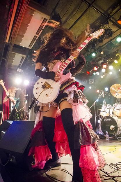 FullMooN HEAVEN'S ROCK Kumagayaライブ BHD74C8921