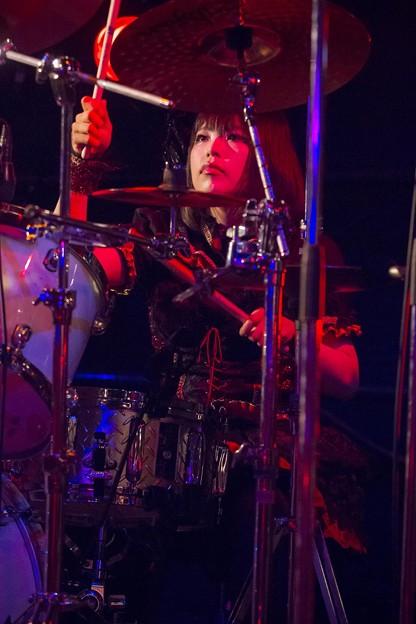 FullMooN HEAVEN'S ROCK Kumagayaライブ BHD74C8955