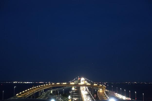 海ほたる夜景