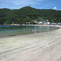 Photos: 西伊豆岩地海水浴場