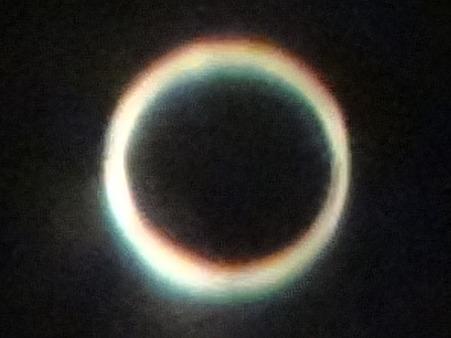 金環日食0733