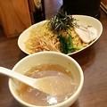 写真: 粋な一生@台東区 塩つけ麺を
