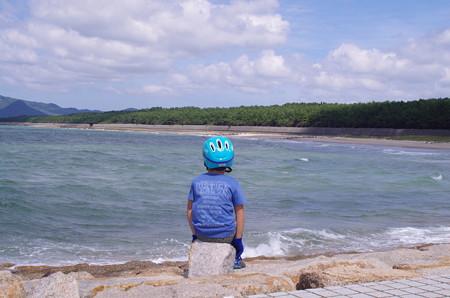 福間古賀海岸サイクリング