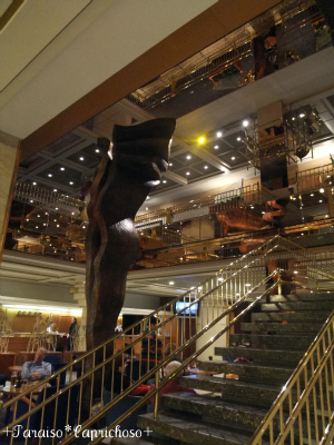 PANORAMA HOTELのロビー