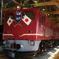 Photos: 長浜鉄道スクエアでED70-1号機を見学
