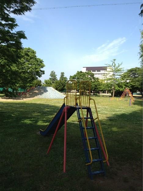 Photos: 今朝の古道公園(三重県津市南中央)