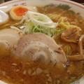 イマココ:紀龍 http://tou.ch/spot/1176139/ 比内地鶏仕込み 鶏みそラーメン大♪...