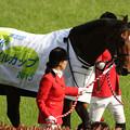 写真: クラリティスカイ_1(第20回 NHKマイルカップ)