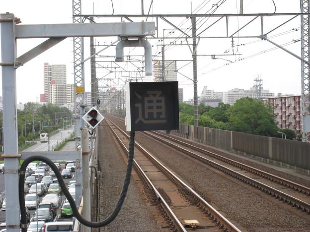 検見川浜駅 蘇我方