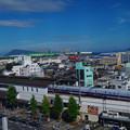 Photos: s9781_フリーゲージトレイン試運転_丸亀
