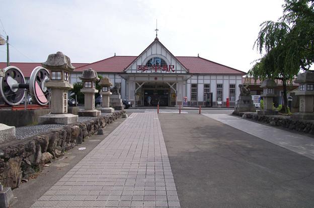 Photos: s1675_琴平駅_香川県琴平町_JR四