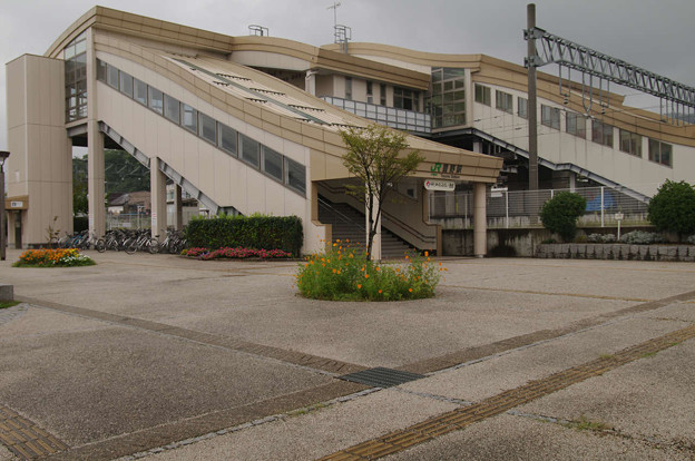 s2638_豊野駅東口_長野県長野市_しなの鉄道_JR東