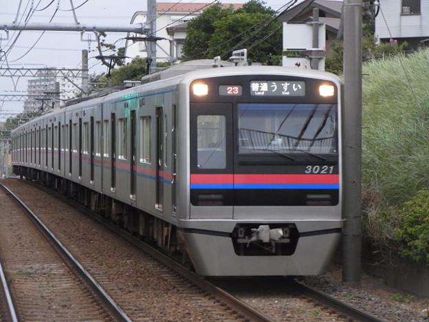 Photos: 京成本線 普通うすい行 RIMG1843