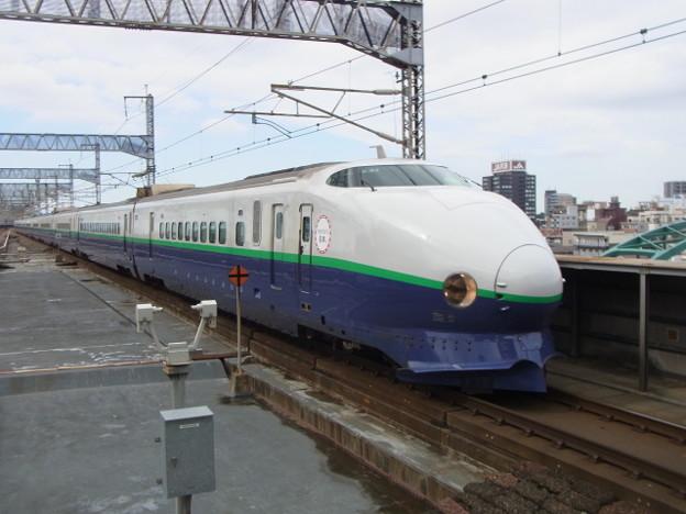 Photos: 上越新幹線 とき東京行 RIMG2099