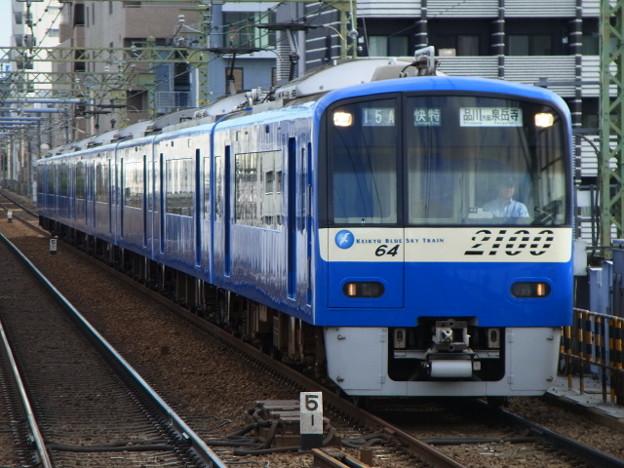 京急本線 快特泉岳寺行 RIMG2182