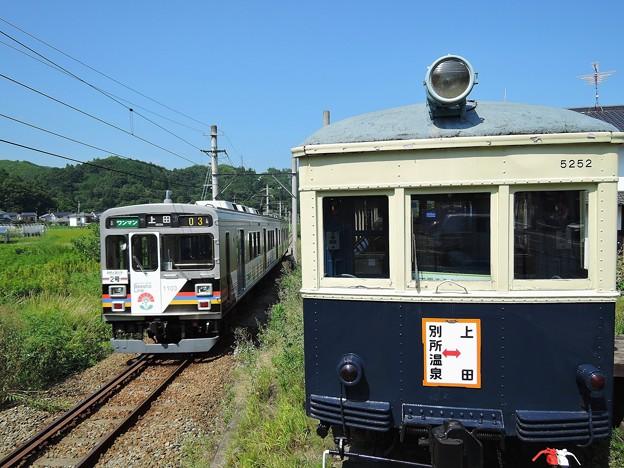 別所線と丸窓電車