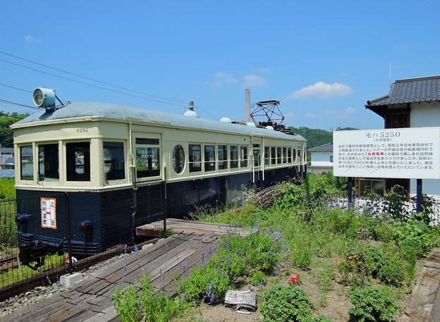 モハ5250(丸窓電車)