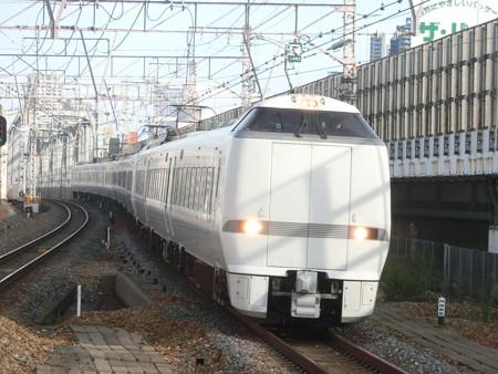 サンダーバード@塚本駅