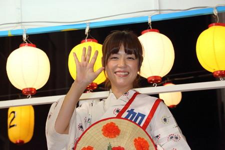 加藤紀子さん目線頂きました。