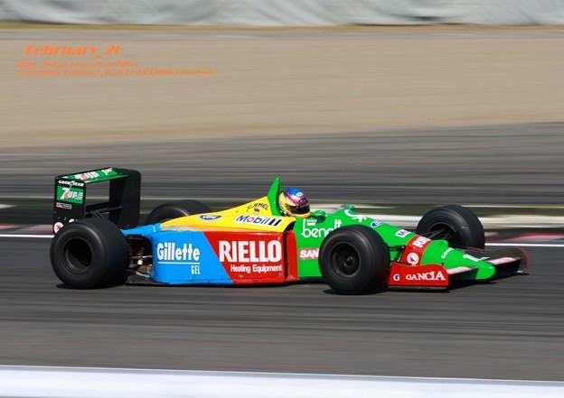 Benetton B189(1989)