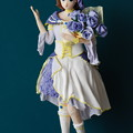 Photos: クレイドール28作目紫バラ花束の少女