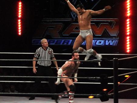 WWE RAW WORLD TOUR 2011 横浜アリーナ 20111130 (23)
