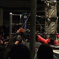Photos: ストリートファイトデスマッチ 神威vs吹本賢児 FREEDOMS 葛西純プロデュース興行 Blood X'mas 2011 (3)