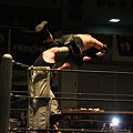 Photos: 竹田誠志vsMASADA  FREEDOMS 葛西純プロデュース興行 Blood X'mas 2011 (5)
