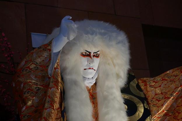 博多祇園山笠 2015年 東流 舁山 東風招春鏡獅子 とうふうはるをまねくかがみじし 人形師 白水英章 (8)