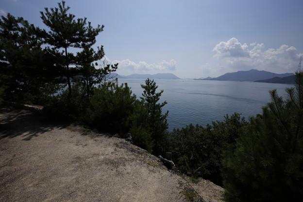 賀儀城からの景色2