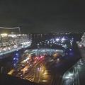 横浜港大さん橋WEBカメラ2015.9.18 18:57