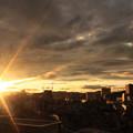 Photos: 夕日の街