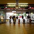 Photos: 大岡山駅構内 案内標識 (2011)