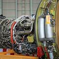 KC-767エンジン - GE CF6-80C2B6F    IMG_1878_2