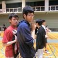 写真: 0013吉田の背後霊