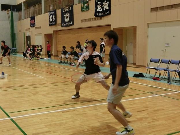写真: 0020ダニさん・しんぺーのD