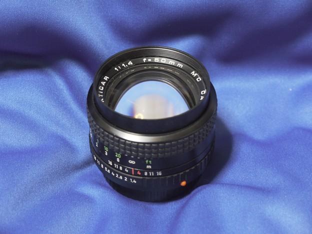 Photos: Carl Zeiss Jena Prakticar 1,4/50mm